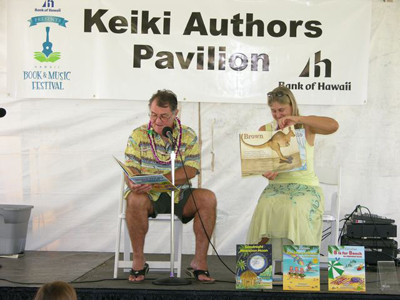 Hawaiian Book and Music Festival